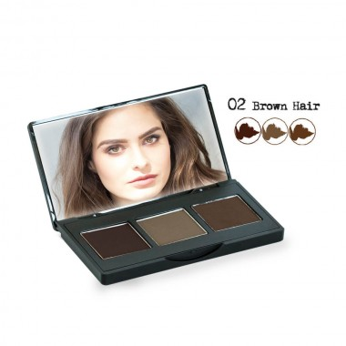 THE BROWGAL Convertible Brow Brown 02