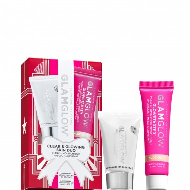 CLEAR &GLOW SUPERMUD DUO
