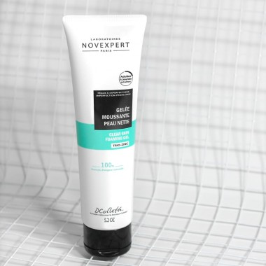 NOVEXPERT Clear Skin Foaming Gel 150g